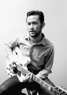 Joseph Gordon-Levitt... Great actor, funny, seems sweet, and not too hard on the eyes if I say so myself.