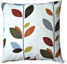 #Cushion Cover #Evergreen #Olive Oil Prestigious Fabric Handnade #Scatter Pillow