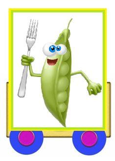 Vegetable Crafts, Activities For Kids, Preschool, Fruit, Vegetables, Children, Feltro, Educational Activities, Colors