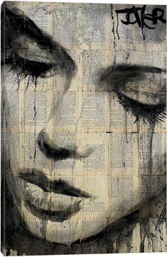 Arrows by Loui Jover Canvas Artwork