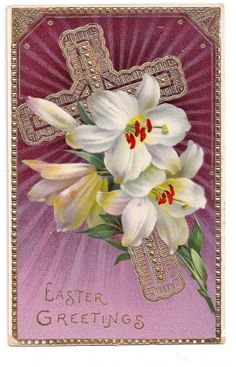 1912 Easter Postcard @ Vintage Touch $3.50