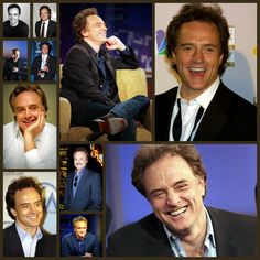 Bradley Whitford and his differents smiles..