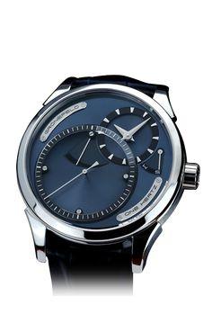 Grönfeld Timepieces - The One Hertz