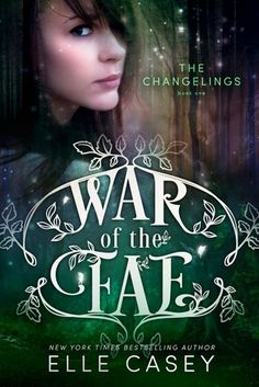 01/54 -  Elle Casey- War of the fae 1. It's good. An easy reding,relaxing and envolving