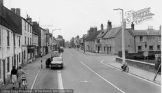 Bicester, Sheep Street c.1960, from Francis Frith