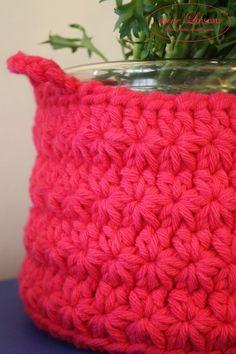 Point étoiler/tuto/Crochet