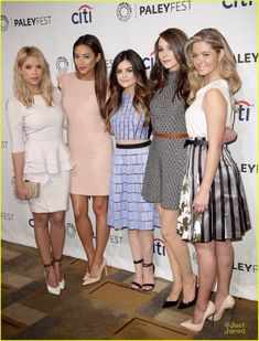 Pretty Little Liars Cast at PaleyFest 2014!