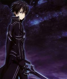 Kirito Asuna Anime Warrior Studio Ghibli Sword Art Online Swords Boys Warriors Kuroshitsuji