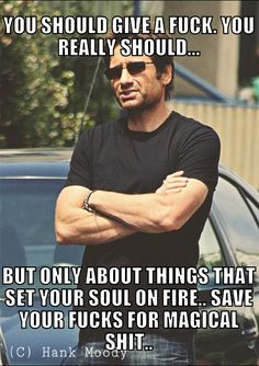 Another meme I created... a definite Hankism ~ R.A. Ries