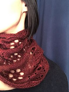 Immortal Flowers Cowl pattern by Annie Wenstrup on ravelry.  All proceeds from pattern sales from this cowl will be donated to The International Rescue Committee.
