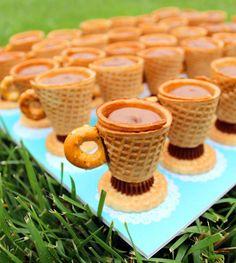 Xícaras Comestíveis ~ PANELATERAPIA - Blog de Culinária, Gastronomia e Receitas