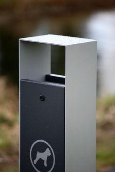 s53 — Omos - Street Furniture Suppliers - Litter bins