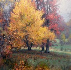 Michael Godfrey - pastel