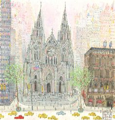 'St. Patrick's Cathedral New York '