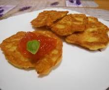 Kotlety ziemniaczane w sosie grzybowym - PrzyslijPrzepis.pl Tacos, Mexican, Ethnic Recipes, Food, Meals, Mexicans