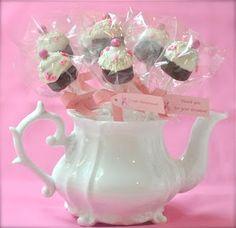 Pretty cakepops