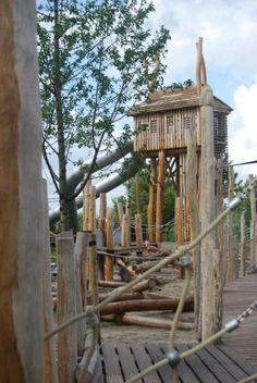 De Bosspeeltuin is een speeltuin in het Máximapark in het Utrechtse Leidsche Rijn. Maar… niet zomaar een speeltuin. De Bosspeeltuin wil een verbindend element zijn voor velen in Leidsche Rijn…