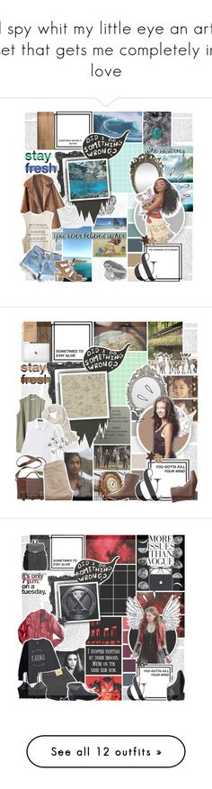 """I spy whit my little eye an art set that gets me completely in love"" by iamcece854 ❤ liked on Polyvore featuring Disney, Friend of Mine, Burke Decor, Old Navy, Topshop, MELLOW YELLOW, Seed Design, BRIT*, WALL and York Wallcoverings"