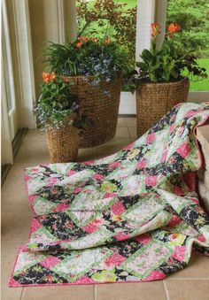 Veranda Quilt Pattern Pieced MQ