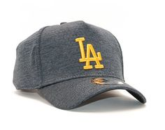 Koupit Kšiltovka New Era A Frame Dryswitch Jersey Los Angeles Dodgers  9FORTY Black Yellow Snapback 4efdee0dea
