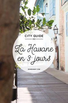 Découvrir La Havane à Cuba - Bonnes adresses de restaurants, hôtels, casa particulares et inspiration pour de belles visites. #cuba #vinales #cityguide #hotel #casaparticular #restaurant #guide #photos