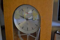 Uhren vorstellen allgemein » Bürk Sekundenpendeluhr