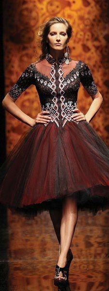 Randa Salamoun Couture 2010