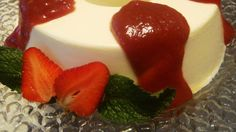 sobremesas com gelatina e creme de leite - Pesquisa Google