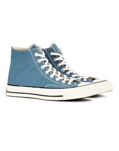 024fd74d43b49 Converse Chuck Taylor All Star  70 HI Plimsoll Blue
