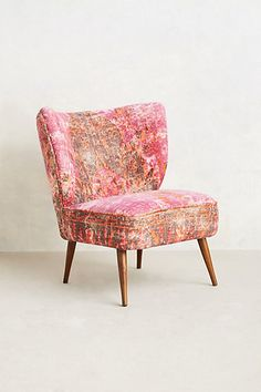 Shop designer furniture and unique furniture at Anthropologie from lush sofas to dining tables for your bedroom, living room, dining room and more. Diy Chair, Sofa Chair, Upholstered Chairs, Chair Cushions, Chair Fabric, Swivel Chair, Unique Furniture, Home Furniture, Furniture Movers