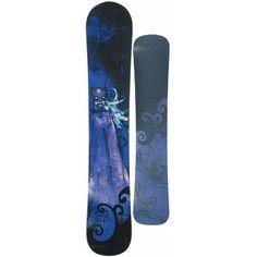 Sims Mystique Women's 154 cm Snowboard