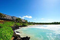 The best beach in Hawaii - Mauna Kea Hotel