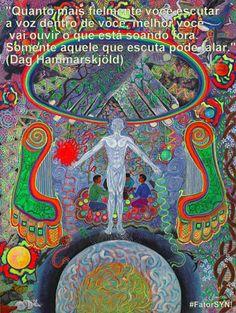 #VISÃO _ Shine Your Nature _ #FatorSYN! imagem: Pablo Amaringo