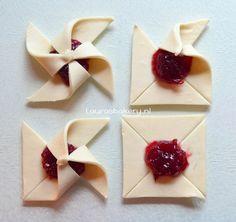 cranberry bladerdeeg molentjes (met aquafaba, geen ei)