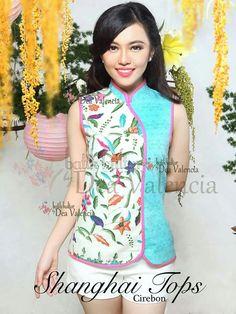 Dea valencia's batik