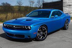 Dodge Unveils New 2015 Challenger
