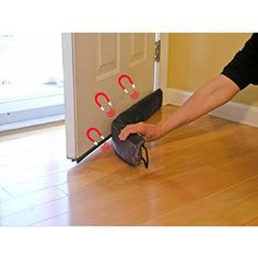 Make An Under The Door Draft Blocker With A Pool Noodle