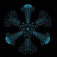 Atlantis Homes & Gardens Stargate Atlantis, Stargate Ships, Science Art, Science Fiction, Really Cool Photos, Starship Concept, Sci Fi Ships, Sacred Geometry, Business Design