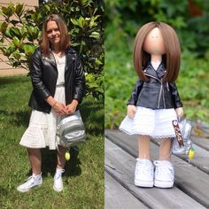 ЕВА для Евы  #одинводин #trendydolls #fashionismyprofession #handmade #doll #instagood #instadaily