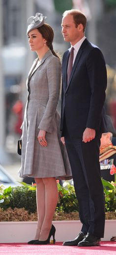 Kate Middleton Photos: British Royals at the Royal Garden Hotel