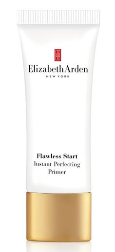 New release from Elizabeth Arden!   Flawless Start Instant Perfecting Primer is on shelves now!