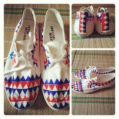 Diy shoe