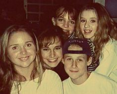 Here's A Pic Of A Young Ryan Gosling, Britney, And Xtina To Gawk at from the early '90s!
