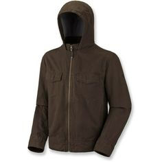 Mountain Hardwear Cordoba Hooded Jacket - Men's - 2012 Closeout
