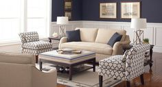 Sitting Pretty On Pinterest Upholstered Chairs Transitional Living