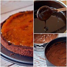 Az eredeti Sacher-torta nyomában   Rupáner-konyha Cornbread, Cupcake, Pie, Pudding, Ethnic Recipes, Food, Minden, Millet Bread, Torte