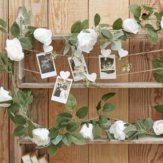 Decorative White Rose Flower Artificial Foliage Garland, Wedding Decorations, Home Decorations, Party Decorations, Rustic Wedding Flower Garland Wedding, Rose Garland, Floral Garland, Flower Garlands, Wedding Garlands, Wedding Centerpieces, Flower Bouquets, Bridal Bouquets, Bridal Gown