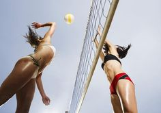 Beach Volleyball.. :)