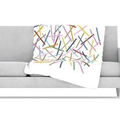 #rainbow #multi #colorful #sprinkles #sticks #kess #kessinhouse #projectm #allmodern
