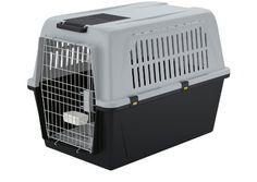 Ferplast 73060021 Transportbox ATLAS 60 PROFESSIONAL, für Hunde, Maße: 91 x 61 x 66,5 cm, grau - http://www.transportbox-katzen.de/produkt/ferplast-73060021-transportbox-atlas-60-professional-fuer-hunde-masse-91-x-61-x-665-cm-grau/